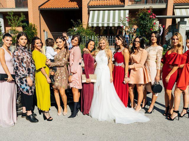 Il matrimonio di Luca e Chiara a Cherasco, Cuneo 19