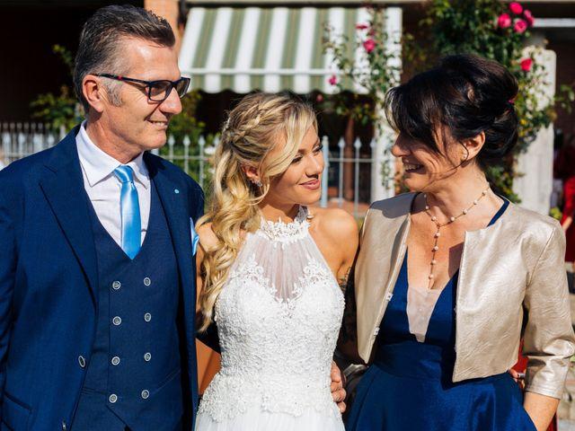 Il matrimonio di Luca e Chiara a Cherasco, Cuneo 20