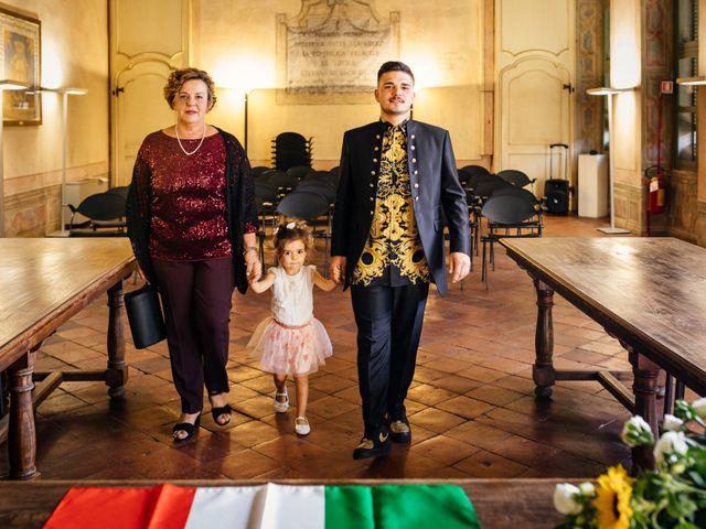 Il matrimonio di Luca e Chiara a Cherasco, Cuneo 29