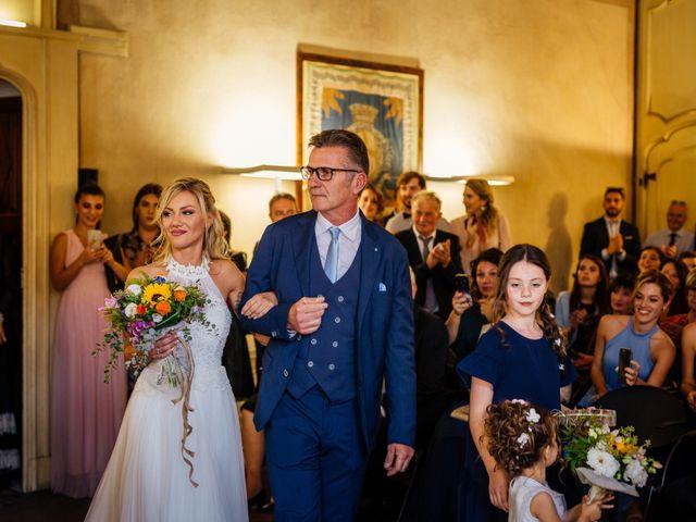 Il matrimonio di Luca e Chiara a Cherasco, Cuneo 31