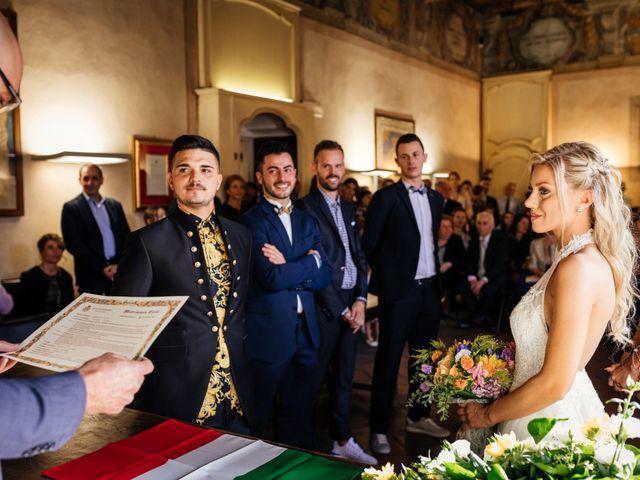Il matrimonio di Luca e Chiara a Cherasco, Cuneo 33