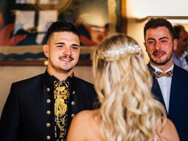 Il matrimonio di Luca e Chiara a Cherasco, Cuneo 34