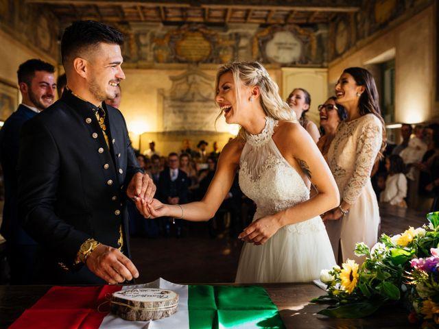 Il matrimonio di Luca e Chiara a Cherasco, Cuneo 38