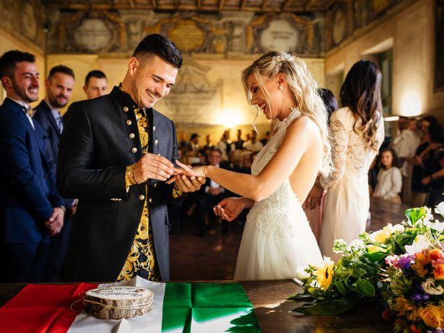 Il matrimonio di Luca e Chiara a Cherasco, Cuneo 39