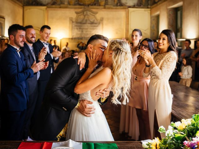 Il matrimonio di Luca e Chiara a Cherasco, Cuneo 40