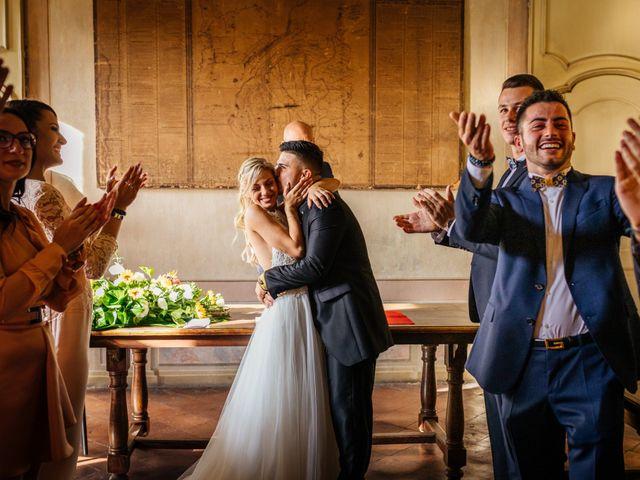 Il matrimonio di Luca e Chiara a Cherasco, Cuneo 42