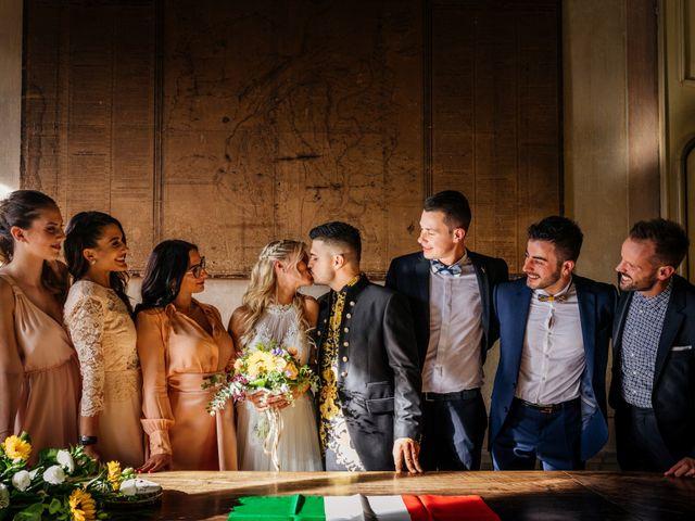 Il matrimonio di Luca e Chiara a Cherasco, Cuneo 43
