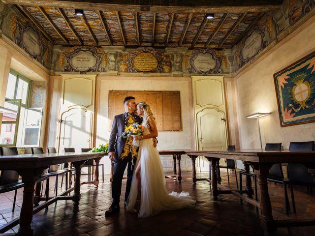 Il matrimonio di Luca e Chiara a Cherasco, Cuneo 45