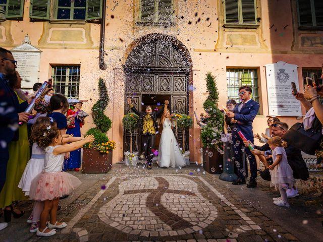 Il matrimonio di Luca e Chiara a Cherasco, Cuneo 47