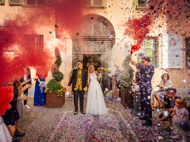 Il matrimonio di Luca e Chiara a Cherasco, Cuneo 48