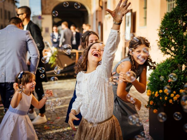 Il matrimonio di Luca e Chiara a Cherasco, Cuneo 50