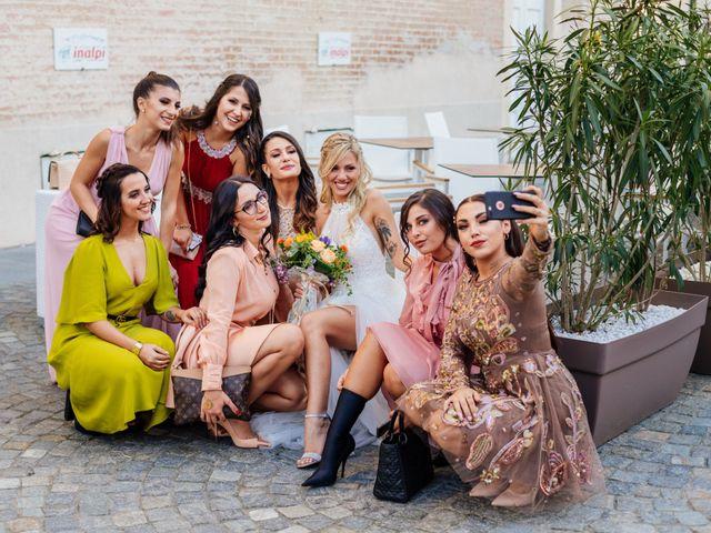 Il matrimonio di Luca e Chiara a Cherasco, Cuneo 52