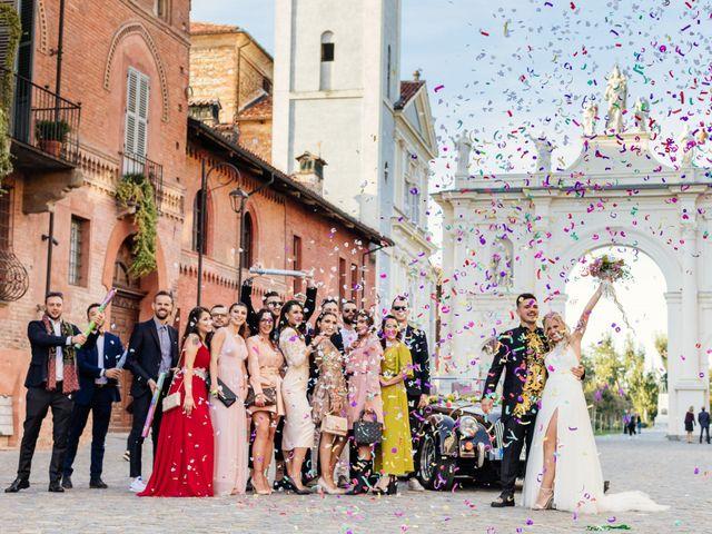 Il matrimonio di Luca e Chiara a Cherasco, Cuneo 53