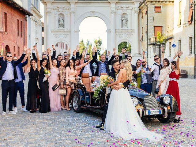 Il matrimonio di Luca e Chiara a Cherasco, Cuneo 54