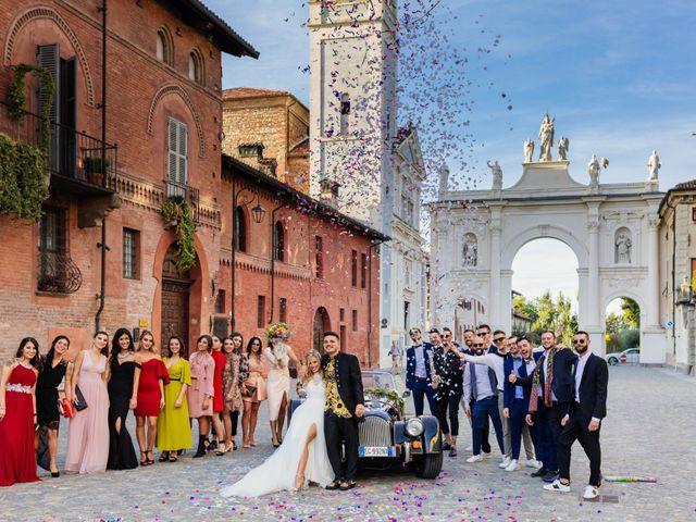 Il matrimonio di Luca e Chiara a Cherasco, Cuneo 56