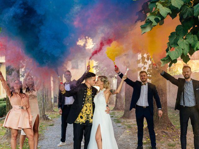Il matrimonio di Luca e Chiara a Cherasco, Cuneo 57