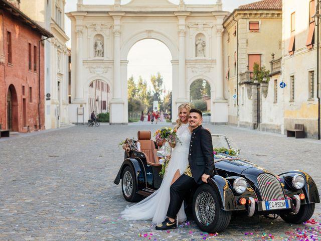 Il matrimonio di Luca e Chiara a Cherasco, Cuneo 58