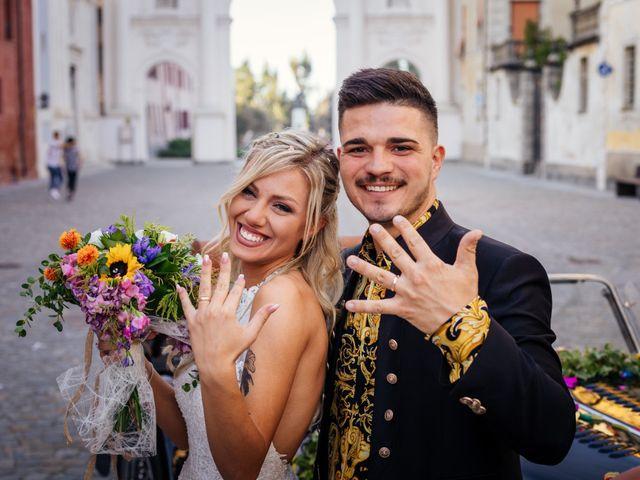 Il matrimonio di Luca e Chiara a Cherasco, Cuneo 61