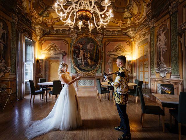 Il matrimonio di Luca e Chiara a Cherasco, Cuneo 62