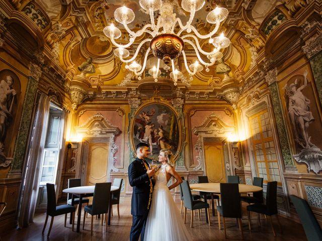 Il matrimonio di Luca e Chiara a Cherasco, Cuneo 63