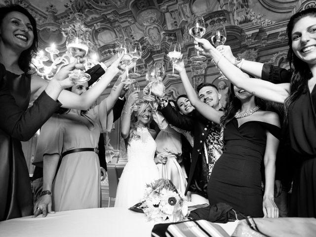 Il matrimonio di Luca e Chiara a Cherasco, Cuneo 64