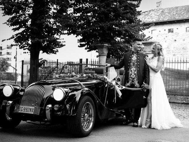 Il matrimonio di Luca e Chiara a Cherasco, Cuneo 69