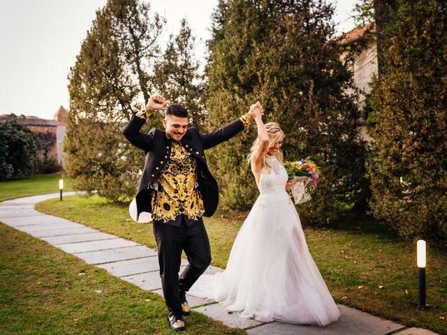Il matrimonio di Luca e Chiara a Cherasco, Cuneo 71