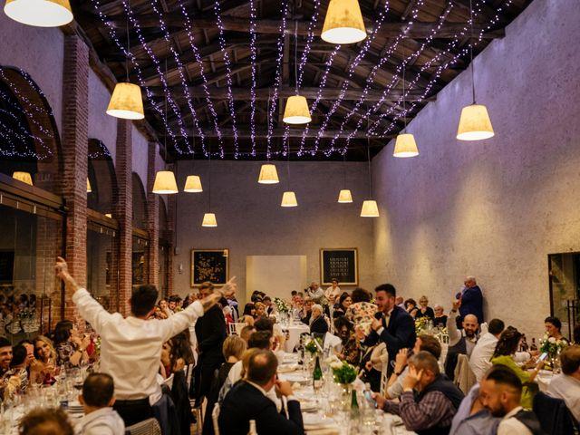 Il matrimonio di Luca e Chiara a Cherasco, Cuneo 77