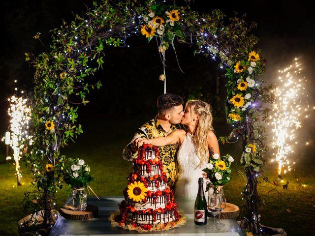Il matrimonio di Luca e Chiara a Cherasco, Cuneo 85