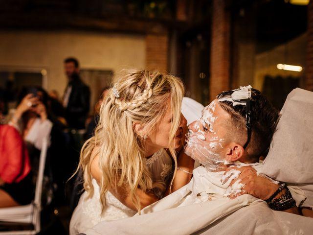 Il matrimonio di Luca e Chiara a Cherasco, Cuneo 87