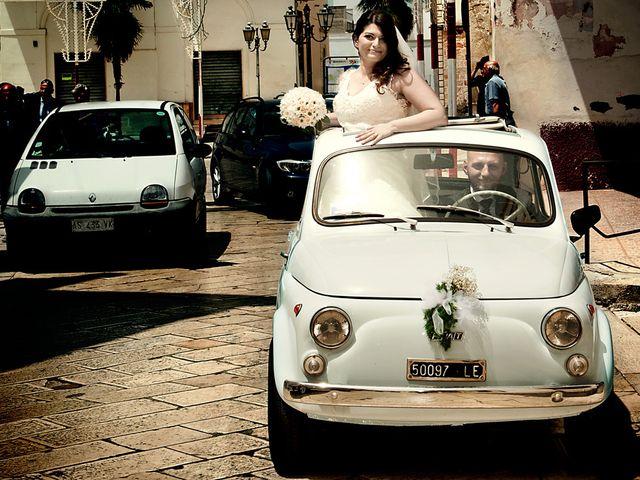 Il matrimonio di Costantino e Margherita a Salice Salentino, Lecce 27
