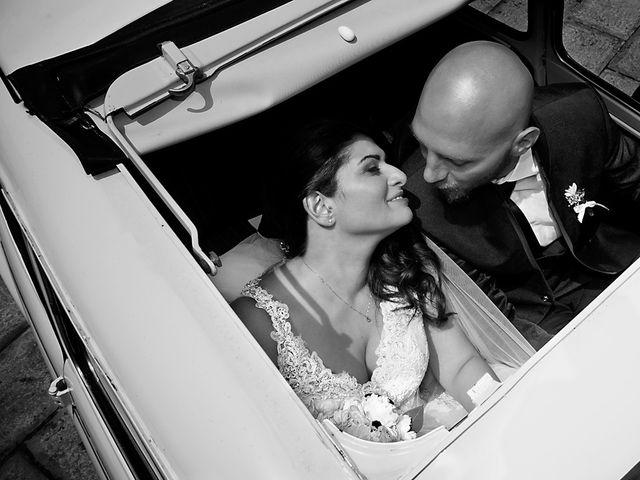 Il matrimonio di Costantino e Margherita a Salice Salentino, Lecce 28