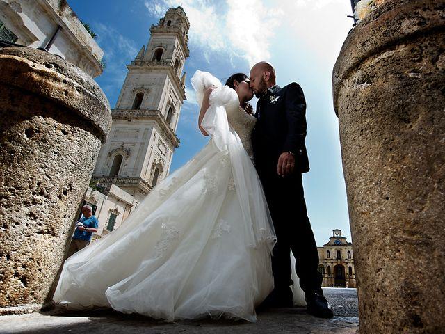 Il matrimonio di Costantino e Margherita a Salice Salentino, Lecce 33