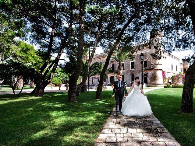 Il matrimonio di Costantino e Margherita a Salice Salentino, Lecce 34