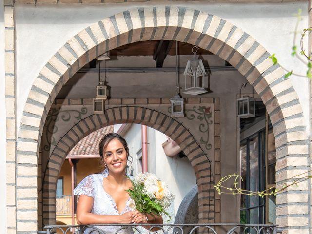 Il matrimonio di Fabio e Debora a Cassano d'Adda, Milano 21