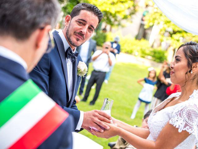 Il matrimonio di Fabio e Debora a Cassano d'Adda, Milano 24