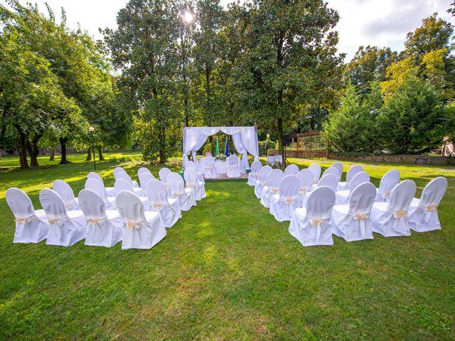 Il matrimonio di Fabio e Debora a Cassano d'Adda, Milano 31