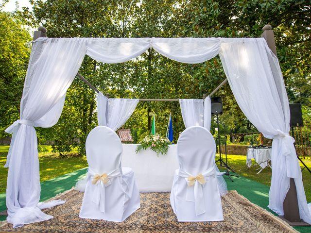 Il matrimonio di Fabio e Debora a Cassano d'Adda, Milano 32