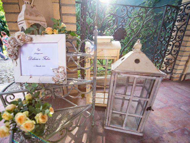 Il matrimonio di Fabio e Debora a Cassano d'Adda, Milano 45