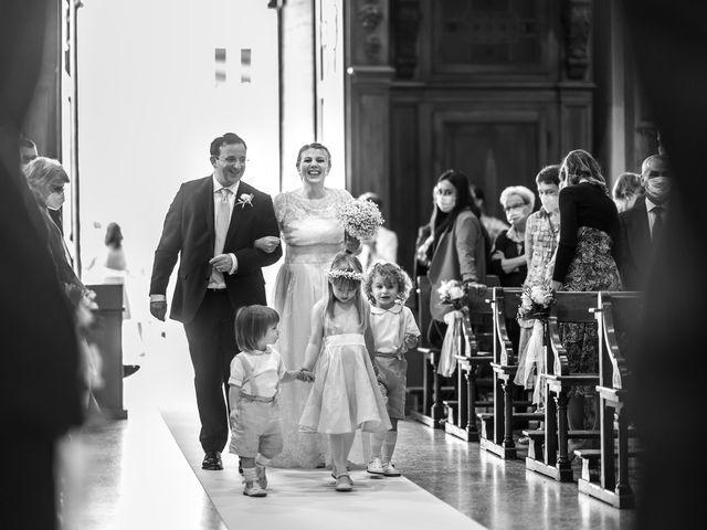 Il matrimonio di Matteo e Maria a Scanzorosciate, Bergamo 12