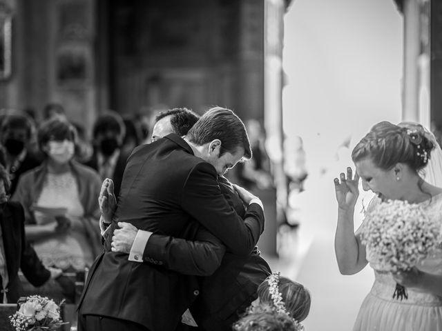 Il matrimonio di Matteo e Maria a Scanzorosciate, Bergamo 13