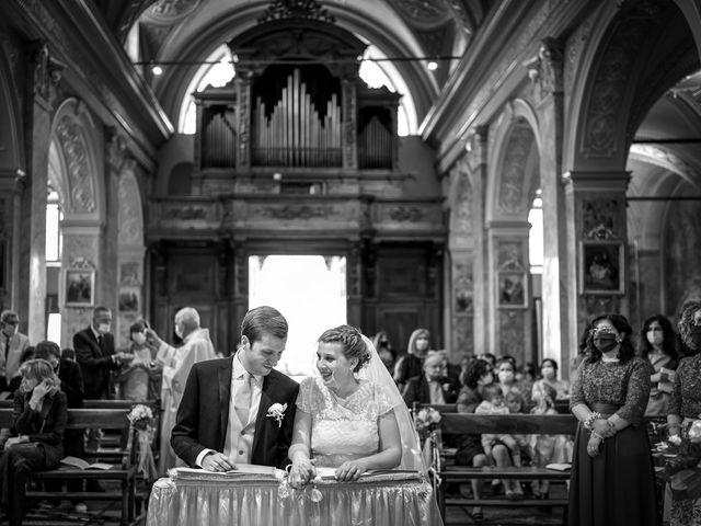 Il matrimonio di Matteo e Maria a Scanzorosciate, Bergamo 19