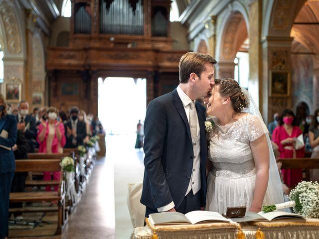Il matrimonio di Matteo e Maria a Scanzorosciate, Bergamo 20