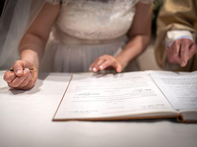 Il matrimonio di Matteo e Maria a Scanzorosciate, Bergamo 21