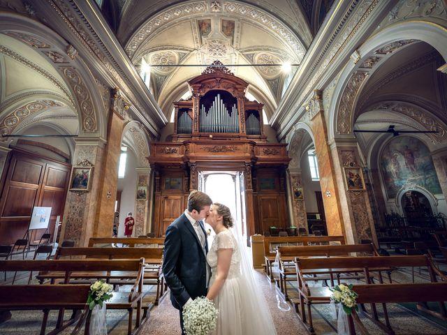Il matrimonio di Matteo e Maria a Scanzorosciate, Bergamo 22