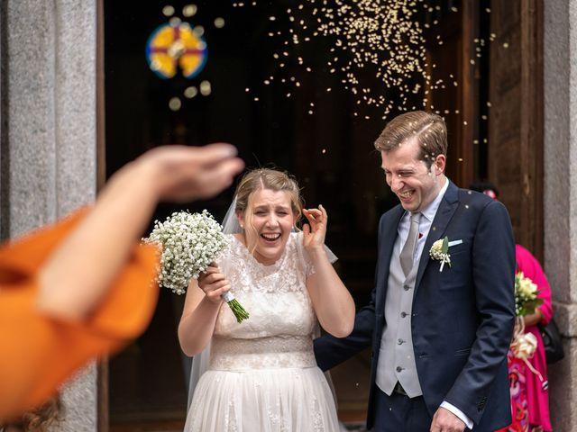 Il matrimonio di Matteo e Maria a Scanzorosciate, Bergamo 24