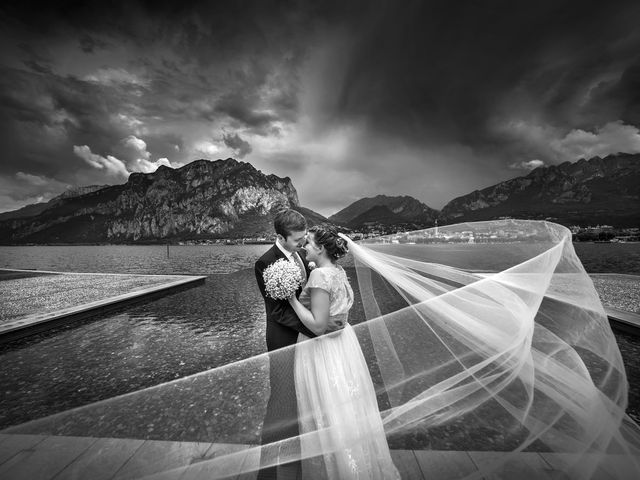 Il matrimonio di Matteo e Maria a Scanzorosciate, Bergamo 25