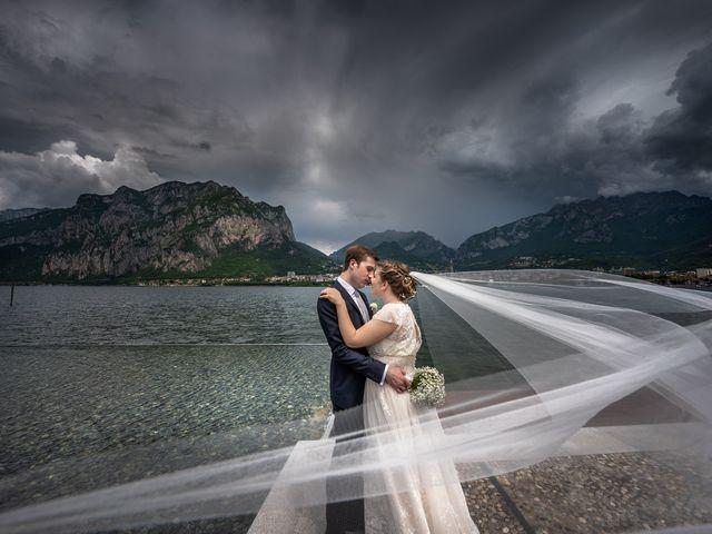 Il matrimonio di Matteo e Maria a Scanzorosciate, Bergamo 27