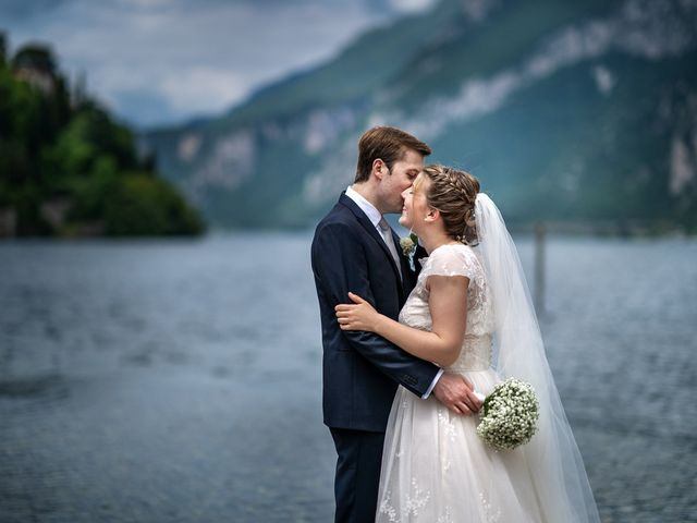 Il matrimonio di Matteo e Maria a Scanzorosciate, Bergamo 28