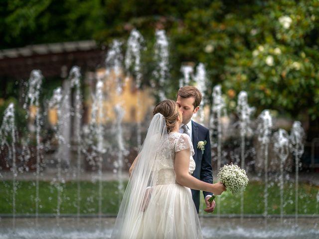 Il matrimonio di Matteo e Maria a Scanzorosciate, Bergamo 29